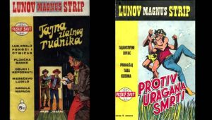 Lunov Magnus Strip - video naslovnice